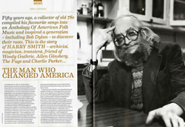 Old Weird Americana: A Tribute to Harry Smith