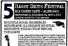 Harry Smith Folk Music Festival