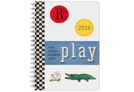 PLAY,  Redstone Diary 2018