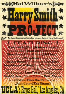 The Harry Smith Project and The Old, Weird America! Poster